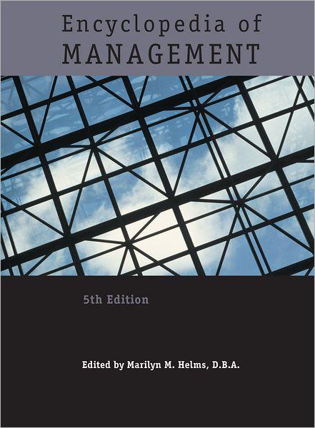 Encyclopedia of Management (repost)