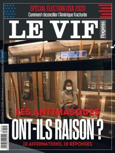 Le Vif L'Express - 5 Novembre 2020