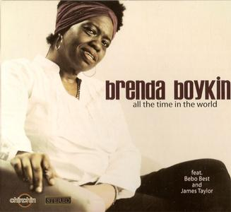 Brenda Boykin  - All The Time In The World (2012) {Chinchin}