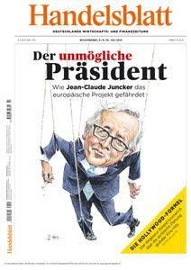 Handelsblatt - 08. Juli 2016