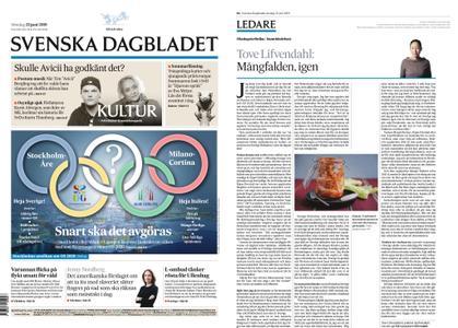 Svenska Dagbladet – 23 juni 2019