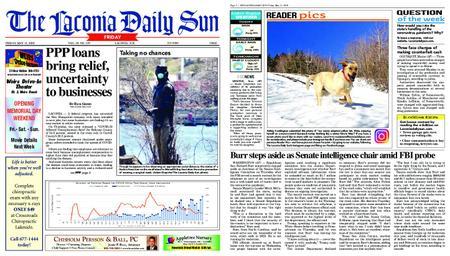 The Laconia Daily Sun – May 15, 2020
