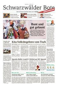 Schwarzwälder Bote Blumberg - 05. März 2019