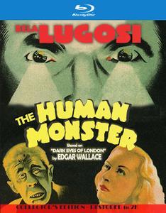 The Dark Eyes of London / The Human Monster (1939)