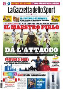 La Gazzetta dello Sport Bergamo – 07 ottobre 2020