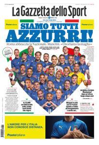 La Gazzetta dello Sport Nazionale - 11 Giugno 2021
