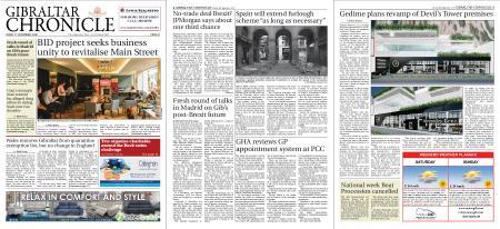 Gibraltar Chronicle – 04 September 2020