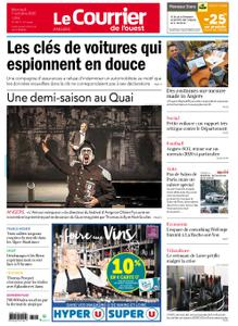 Le Courrier de l'Ouest Angers – 07 octobre 2020