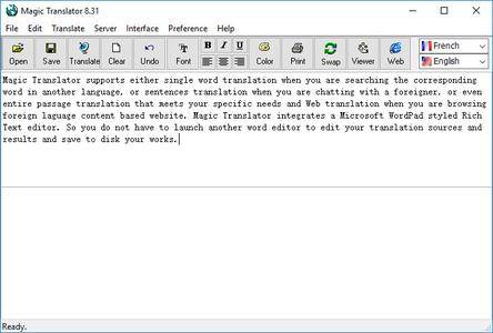 Magic Translator 8.31.6903 Multilingual