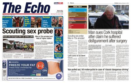 Evening Echo – February 15, 2020