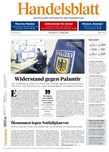 Handelsblatt - 11 März 2020