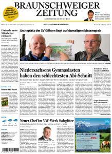 Braunschweiger Zeitung - Gifhorner Rundschau - 27. März 2019