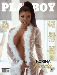 Playboy New Zealand - October 2020