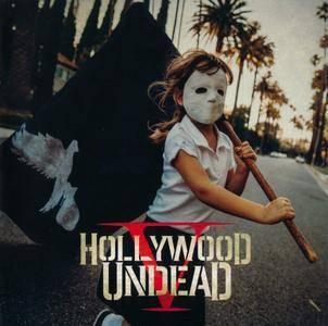 Hollywood Undead - V (2017)