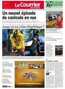 Le Courrier de l'Ouest Cholet – 20 juillet 2019