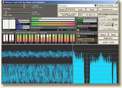 Stereo Tool 8.34 + Plugin for Winamp