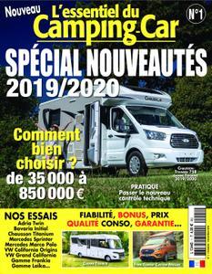 L'Essentiel du Camping-Car – février 2019