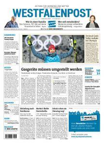 Westfalenpost Wetter - 12. Februar 2018