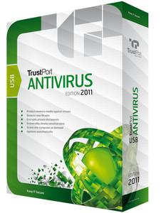 TrustPort USB Antivirus 2011 11.0.0.4621 Multilingual