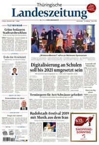 Thüringische Landeszeitung – 07. Dezember 2018