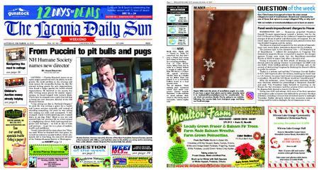 The Laconia Daily Sun – December 14, 2019