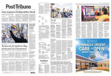 Post-Tribune – April 14, 2021
