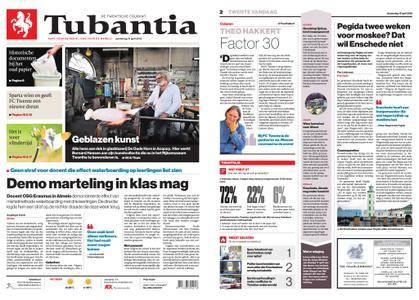 Tubantia - Enschede – 19 april 2018