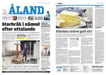 Ålandstidningen – 28 november 2017