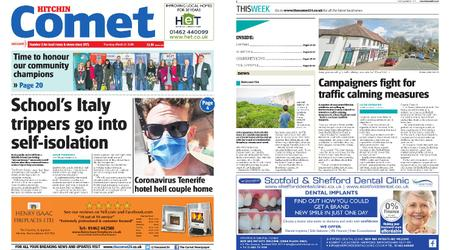 The Comet Hitchin – March 12, 2020