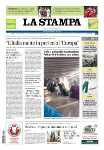 La Stampa Imperia e Sanremo - 24 Ottobre 2018
