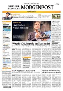 Solinger Morgenpost – 05. November 2019