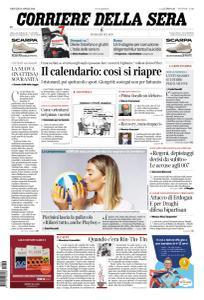 Corriere della Sera - 15 Aprile 2021