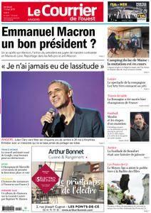 Le Courrier de l'Ouest Angers - 11 mai 2018