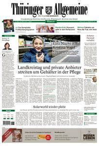 Thüringer Allgemeine Weimar - 29. März 2018
