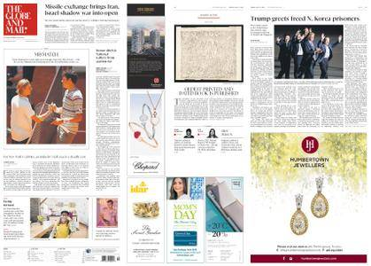 The Globe and Mail – May 11, 2018