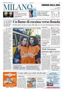 Corriere della Sera Milano – 03 ottobre 2018
