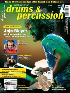 Drums & Percussion - Mai-Juni 2021