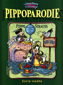 Le Grandi Parodie Disney - Volume 75 - Pippoparodie - Pippo Strauss (2000-08)