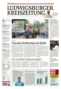 Ludwigsburger Kreiszeitung LKZ - 22 März 2021