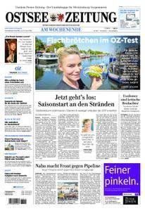 Ostsee Zeitung Wolgast - 12. Mai 2018