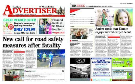 The Herts Advertiser – October 05, 2017