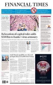 Financial Times USA - April 6, 2020