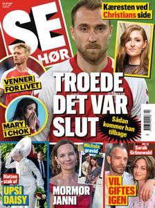 SE og HØR – 16. juni 2021