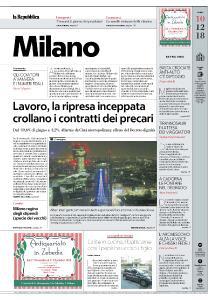 la Repubblica Milano - 10 Dicembre 2018