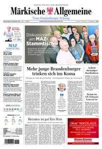 Neue Oranienburger Zeitung - 30. November 2017