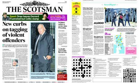 The Scotsman – October 26, 2018