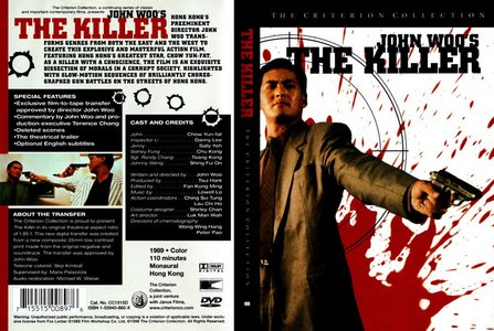 The Killer (1989) [ReUP 2018 - Out Of Print ]