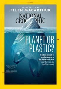 National Geographic UK - June 2018