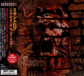 Misanthrope - Sadistic Sex Daemon (2003) [Japanese Ed.]