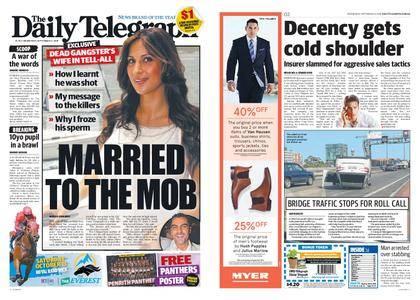 The Daily Telegraph (Sydney) – September 12, 2018